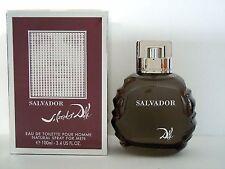 SALVADOR Homme by SALVADOR DALI  100ml Eau de Toilette Spray NEU Folie