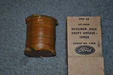 X10 Ford GPW GP Willys MB G503 CJ2A 3A Jeep Axel Shaft Inner Grease Seal GP-3034