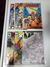 Lot Of 6 Amazing Comic Books