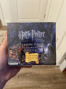 Artbox Harry Potter Prisoner Of Azkaban UPDATE Box 24 Packs 99 Cards MY LAST 3!