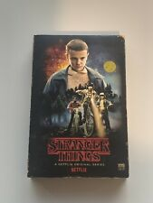 Stranger Things Season 1 - Collector's VHS Style Case Blu-Ray/DVD USA Region A/1