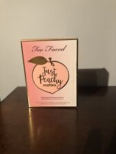 Too Faced Just Peachy Mattes Brand New Make Up