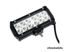 4x 12V 24V 36W LED WORK SPOT LIGHT LAMP CAR JEEP TRUCK BOAT OFFROAD ATV CHASSIS