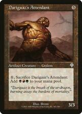 Magic MTG Tradingcard Invasion 2000 Darigaaz's Attendant 301/350