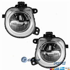 GA New 1 Pair LED Fog Lights Lamps Left +Right For BMW X3 X4 X5 X6 2014-2016