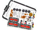 CUSTOM STICKERS for Kenner STAR WARS VINTAGE MILLENNIUM FALCON millenium