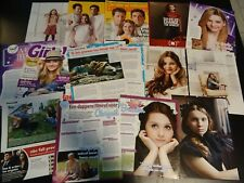 Abigail Breslin   17 full pages  Clippings