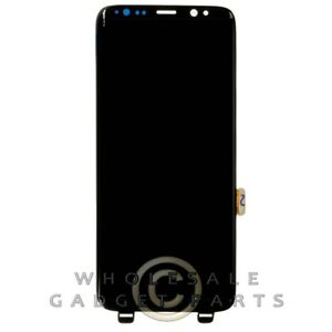 LCD Digitizer Assembly for Samsung Galaxy S8 G950 Black Display Screen Video
