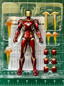 SH Figuarts Iron Man Mark Mk 45 Avengers Age of Ultron Authentic Bandai Tamashii