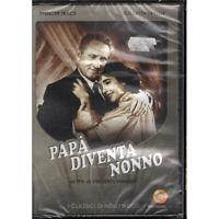 Papa' Diventa Nonno DVD E Taylor S Tracy / I Classici Di Hollywood Sigillato