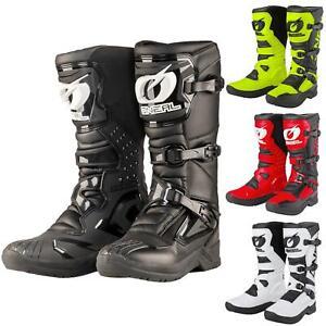 O'Neal Motocross Stiefel RSX Boot Motorrad Schuhe Enduro Offroad Trail Cross