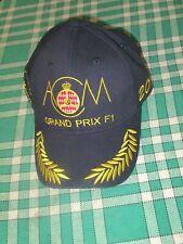 CASQUETTE HAT CAP McGREGOR GRAND PRIX MONACO 2016 ACM ORGANISATION F1 FORMULE 1