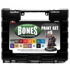 Reaper Miniatures MSP Bones: Ultra-Coverage Paint Set #5 (09980)