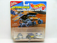 JPL SOJOURNER MARS ROVER, Hot Wheels Action Pack -  PATHFINDER