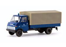 Brekina Automodelle 37514 HO Scale 1967-74 Hanomag-Henschel Delivery Truck