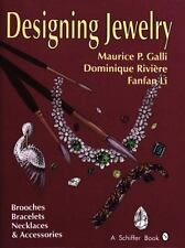 Designing Jewelry : Brooches, Bracelets, Necklaces and Accessories - 89 drawings