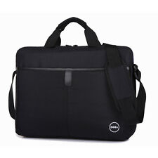 "15.6"" Zipper Laptop Shoulder Bag Business Messenger Handbag Briefcase for Dell"