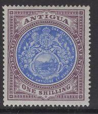 ANTIGUA SG37 1903 1/= BLUE & DULL PURPLE MTD MINT