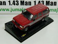 CVT36B voiture 1/43 IXO Salvat BRESIL CHEVROLET : Veraneio Custom 1993