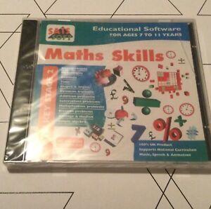 SATS SOFT MATHS SKILLS -  WINDOWS 1995 / 98
