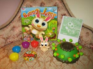 University Games Bunny Jump Game - Complete + HOP movie DVD - Great Kids Bundle