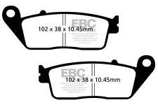 FIT KYMCO  Xciting 500i R (T70030 - EFI Model) 07>09 EBC Sintered Pad Set Rear