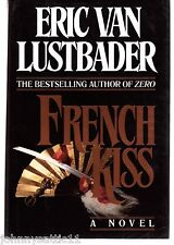 1st/1st Edition French Kiss by Eric Van Lustbader (1989, Hardcover)