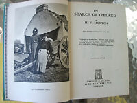 In Search of Ireland by H.V.Morton Travel 1945 Heritage Travel Writing