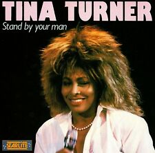 TINA TURNER - STAND BY YOUR MAN CD (STARLITE RECORDS)