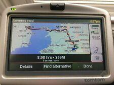 Tomtom Sat Nav Go 910 - Europe and US / Canada Maps - Bluetooth