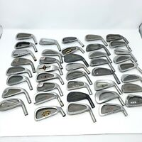 Lot of 40 Vintage 5-iron heads - heads only