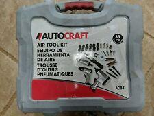 AutoCraft 35 Piece Air Tool Kit AC84 less gun