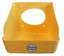 RITE FARM PRODUCTS H.D. WASHABLE POLY EGG NESTING BOX CHICKEN LAYING COOP NEST