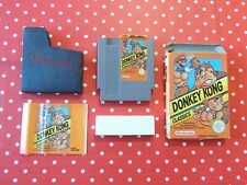Donkey Kong Classics Nintendo NES in OVP mit Anleitung