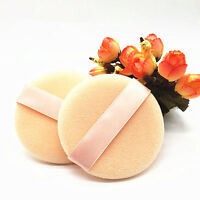5pcs Beauty Facial Sponge Powder Puff Pads Face Foundation Makeup Cosmetic Tool