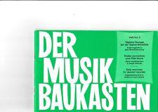 H.Bodenmann: Der Musik Baukasten. Tägliche Übungen auf der Sopr-Blockfl. Bd.3.
