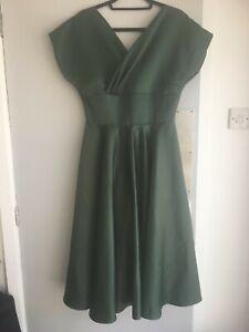 Vivien of Holloway rockabilly dress size16