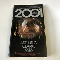 2001 A Space Odyssey by Arthur C, Clarke with Epilogue (Signet Paperback 1982)