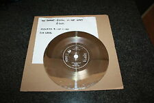 The Beatles  - Acetate Metal Mother Master Stamper - Devil In Her Heart / Boys