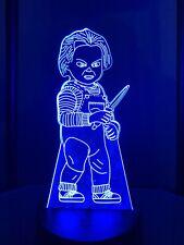 Chucky Multicolor light
