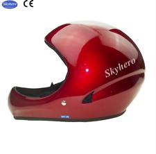 Full face Hang gliding helmet GD-B EN966 Paragliding helmet Speed flying helmet