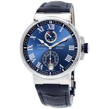 Ulysse Nardin Marine Automatic Mens Watch 1183-126/43