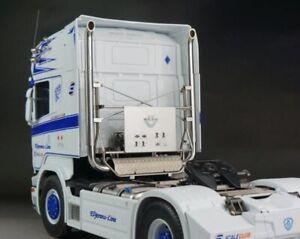 1/14 rear head cab exhaust holder for tamiya All semi truck scania volvo man etc
