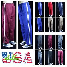 Men's Jogger Pants Sports Gym Soccer Training Casual Thermal Fleece Trousers