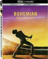 Bohemian Rhapsody (4K Ultra HD, 2019) 4K Disc Only! No Blu-ray Or Digital Code