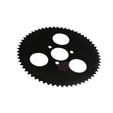 Diente de mini moto 60T 6mm 25H Trasero Sprocket Para Bicicleta De Carreras