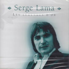 Les Legendes d'Or by Serge Lama (CD, 2002 Disky) French Singer/Eurovision/Sealed