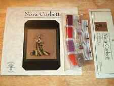"""Nora Corbett """"ANA"""" Bewitching Pixies Pattern and Embellishment Pack FAIRY Cat"""