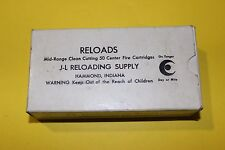 J-L Reloading Supply 9mm Mid-Range Empty Pistol Box