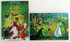 1x EURO Disneyland Paris, 1x Walt Disney Dschungelbuch Balu Schir Khan Mowgli